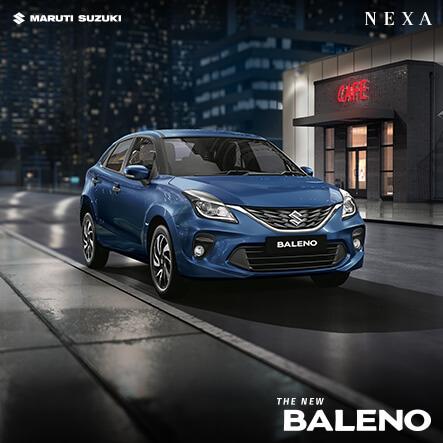 New Baleno