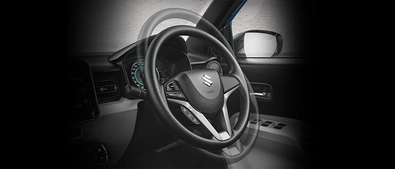 Ignis Steering View