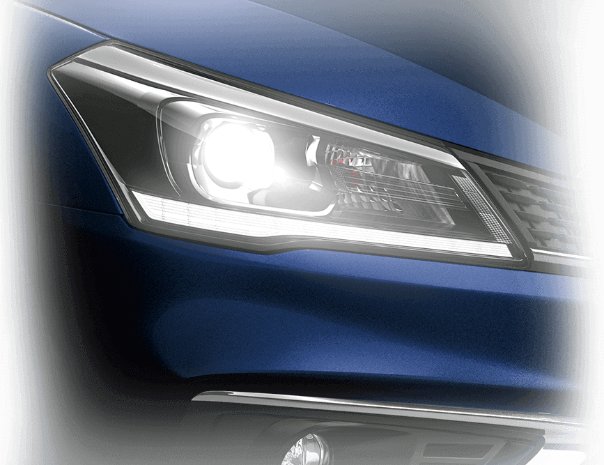 New Baleno Head Light View