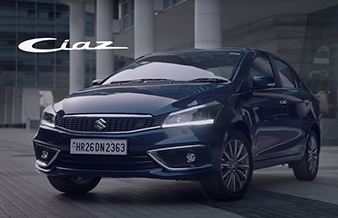 Ciaz: Created to inspire elegance - Preview Image