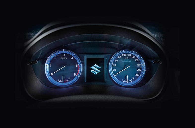 S-Cross Multi-Information Display
