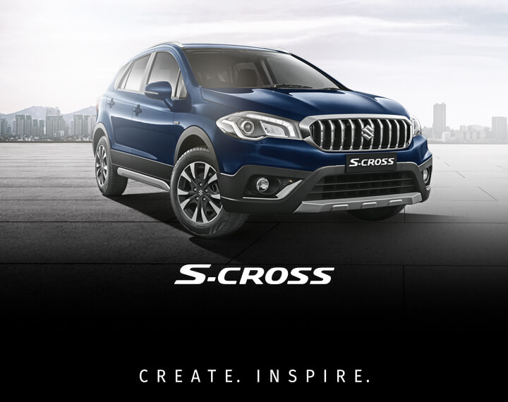 S-cross at Nexa