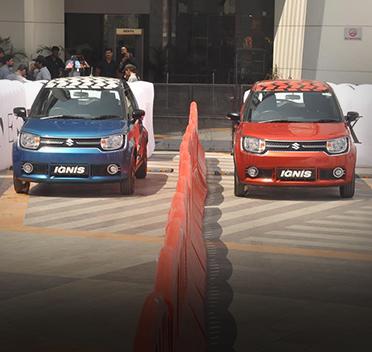 Nexa World - Ignis Drive Challenge