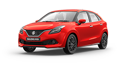 Baleno RS Car